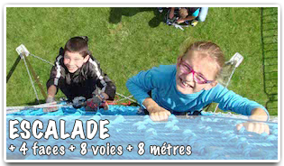 Normandie Events Escalade Accueil