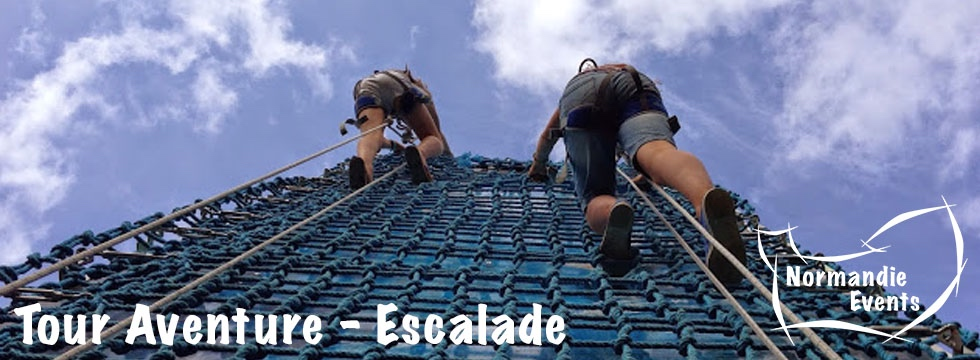 Tour Aventure - Escalade
